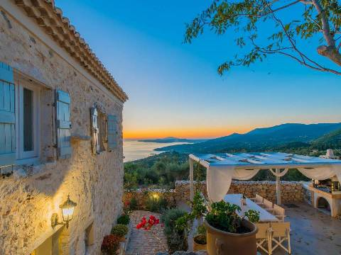 Aria Traditional Villa with Private Pool in Zakynthos